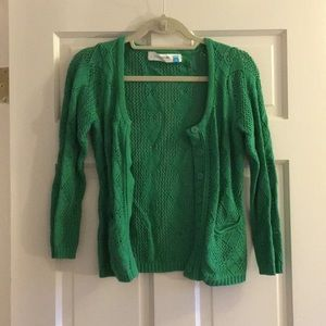 Sparrow brand (from Anthropologie) cardigan